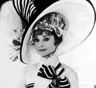 """My Fair Lady"" - Audrey Hepburn"
